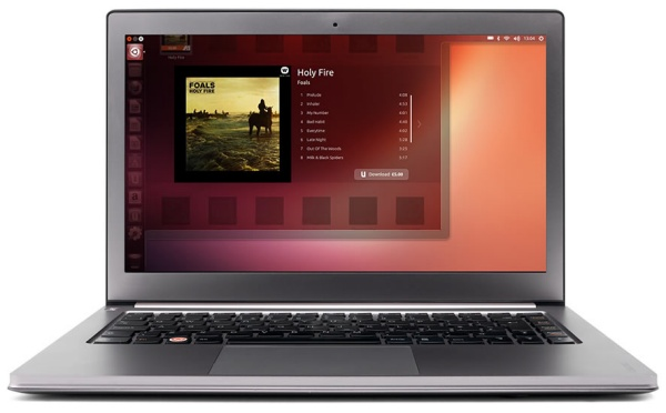 OS Ubuntu