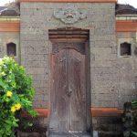 Décoration des portes d'entrées
